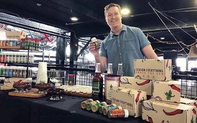 5 Business Tips from Rick Fickhesen of Kissed By The Sun Spice Company
