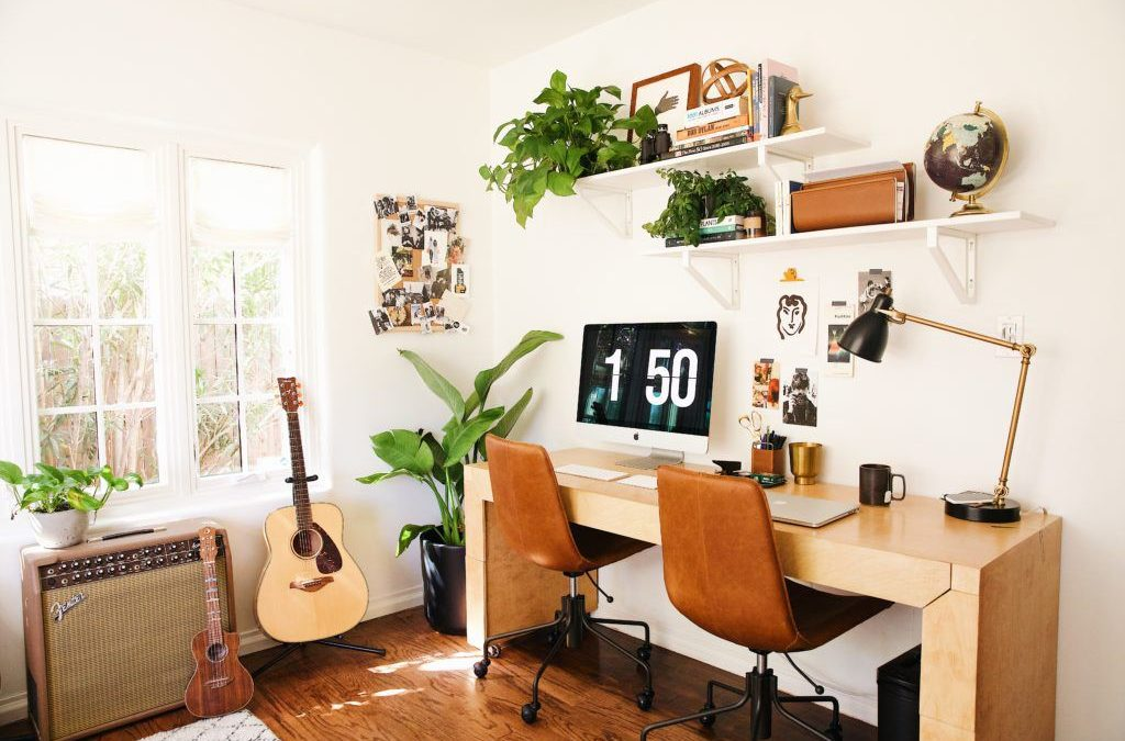 Three Tips to Building a Productive & Healthy Workspace