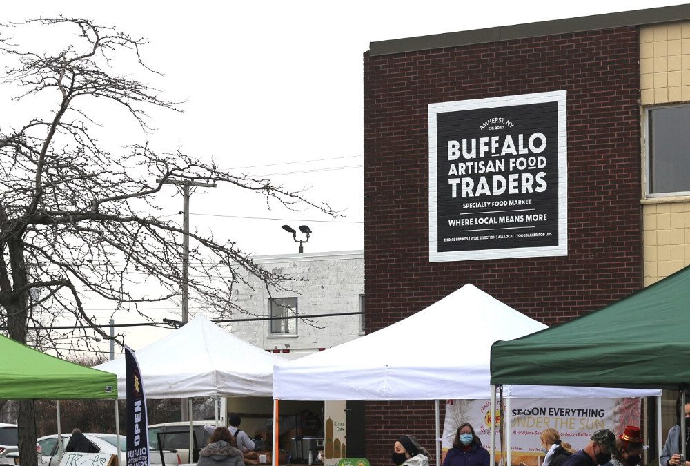 4 Business Tips from Rick Fickhesen Of Buffalo Artisan Food Traders