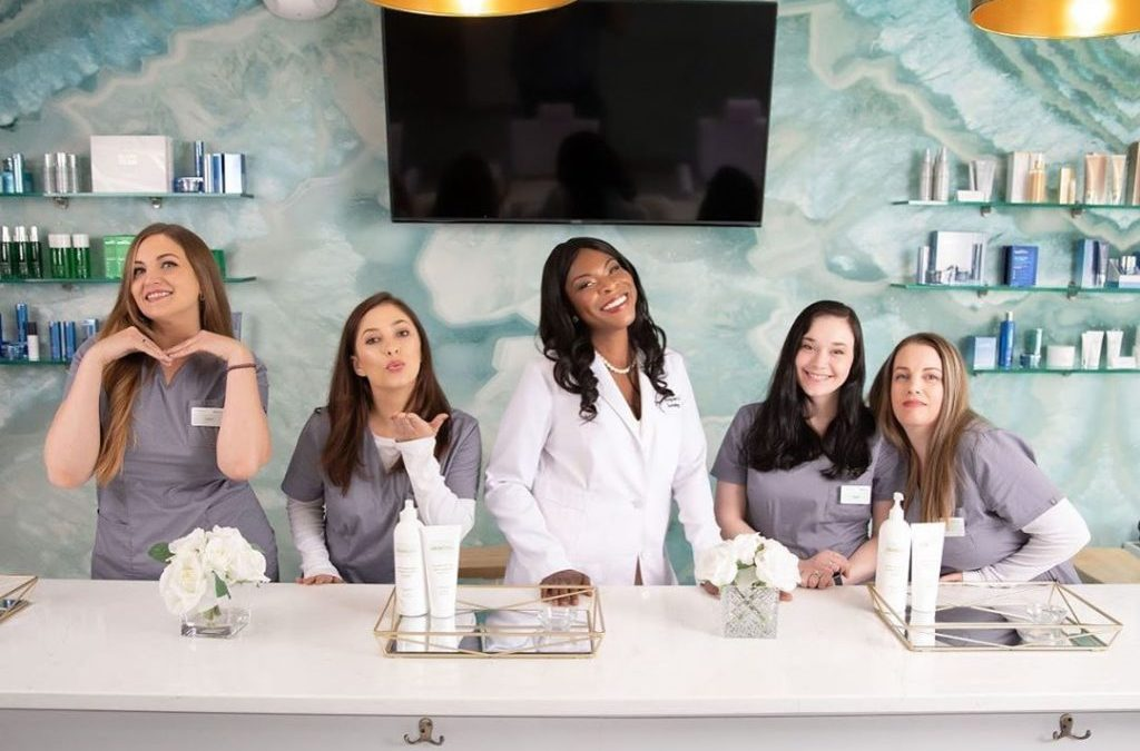 In The Cosmetic Beauty or Medical Spa Industry? Here's How Step Out Buffalo Can Promote Your Business